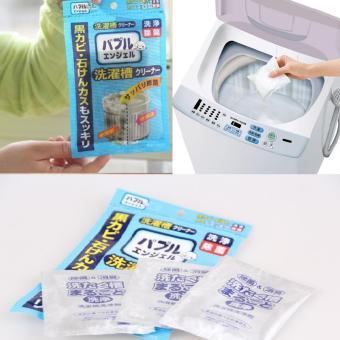 Bột tẩy lồng máy giặt Nhật Bản- GocgiadinhVN