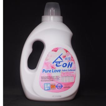 Nước Xả Vải Hàn Quốc PureLove Fabric Softener Hương Hoa 2000ml
