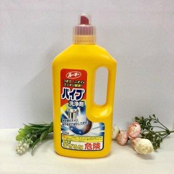 Chai Thông Tắc Đường Ống Daiichi, Khử Mùi Diệt Khuẩn - Nhật Bản 800g