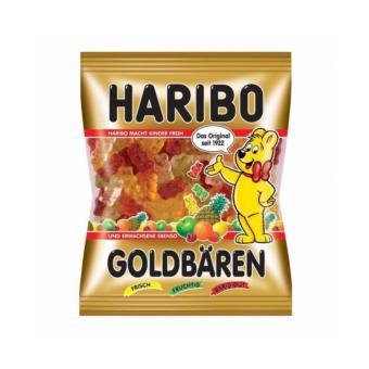 Bộ 2 kẹo dẻo HARIBO GOLDBEARS 160g