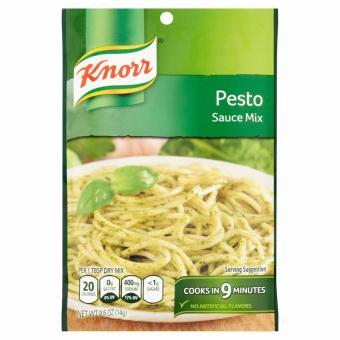 Knorr gia vị Pesto cho món Mì Ý nhập từ Mỹ 14gr
