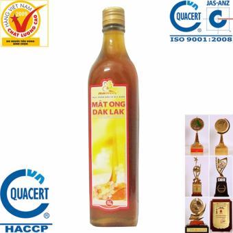 Mật ong Tây Nguyên nguyên chất DakHoney F194 chai 720g