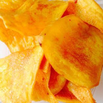Khoai lang vàng sấy ngọt (250gr)