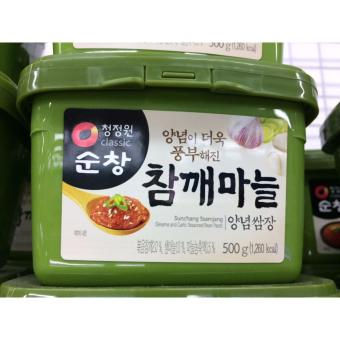 Tương Trộn SsamJang Hàn Quốc (Tương chấm) 500G