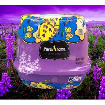 Sáp thơm cho phòng ngủ ,phòng tắm, nhà bếp khử mùi PureAroma Korea ( Lavender )