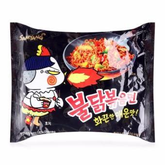 Bộ 5 gói mì cay Samyang