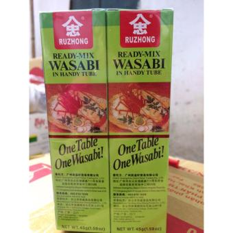 Wasabi Nhật (Mù Tạt)