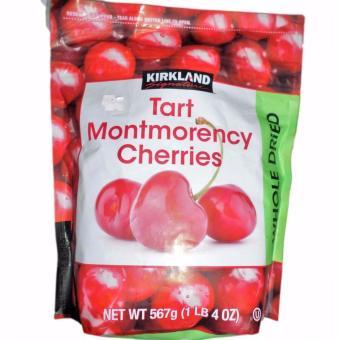Quả anh đào Cherry sấy khô nguyên quả Kirkland 567g