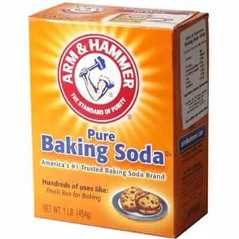 Bột nở Baking Soda đa công dụng Arm & Hammer 454g H602