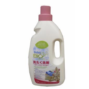 Nước giặt cao cấp Baby BIO Nhật Bản 2000ml