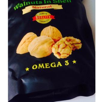 Bộ 2 Túi, Hạt Óc Chó Nam Phi Sấy(500gr)-Hạt Chia Seeds , Organic Nhập Từ Úc (1kg) + + Tặng 1 Gói Rong Biển Hàn Quốc Ăn Liền