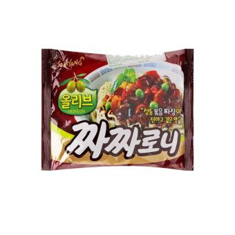 Mì trộn tương đen Samyang gói