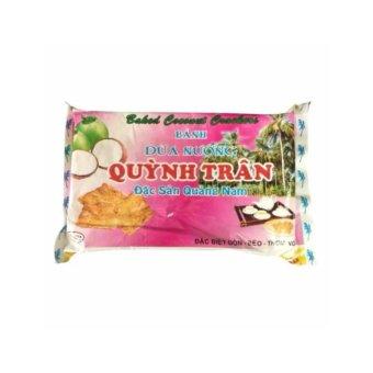 Combo 5 gói Bánh dừa nướng Quỳnh Trân 200gr