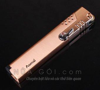 Bật lửa khò không cần giữ van AM227 F539 (vàng)