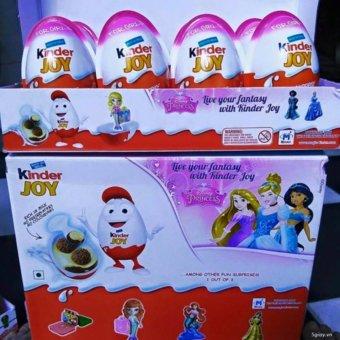 Thùng 24 Chocolate Đồ Chơi Kinder Joy