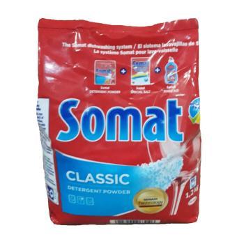 Bột Rửa Ly - Bát Somat 1,2 Kg
