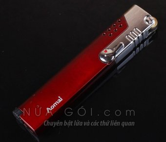 Bật lửa khò không cần giữ van AM227 F539 (đỏ)