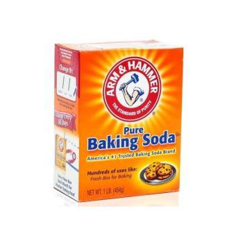 Baking Soda 454G (Nâu)