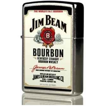 Bật Lửa Zippo Jim Beam