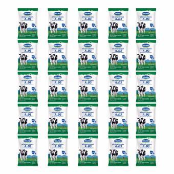 Bộ 25 Bịch Sữa tiệt trùng Vinamilk có đường 220ml