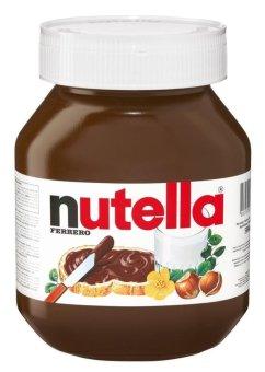 Mứt socola hạt dẻ Nutella