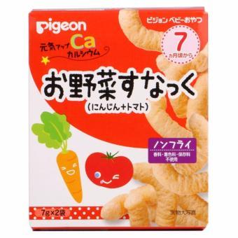 Bánh Snack Ăn Dặm Cho Bé Pigeon
