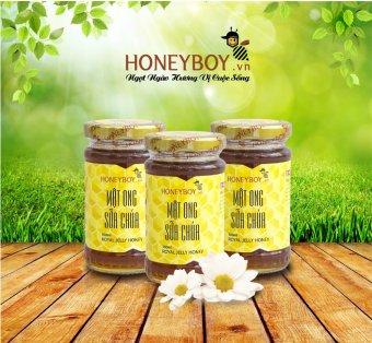 Bộ 3 Mật ong sữa chúa HONEYBOY 100ml