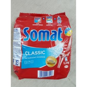 Bột rửa bát Somat 1,2kg Đức