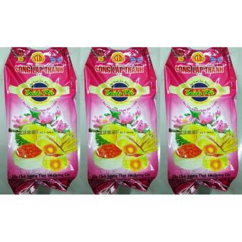 Bộ 03 Gói Bánh Pía Sầu Riêng Cao Cấp 500g