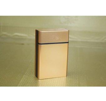 Hộp đựng bao thuốc lá LaiFu (Vàng)