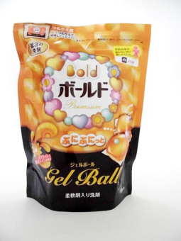 Túi Viên giặt Gel Ball Japan vàng (18 viên)