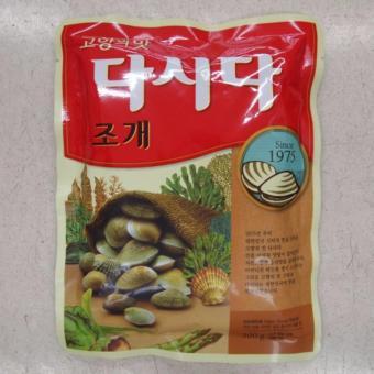 Bột Nêm Hàn Quốc - Gia Vị Ngao Sò Dasida 500G