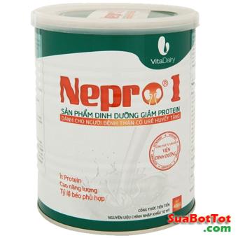 Sữa Nepro số 1 900g dành cho người bệnh thận