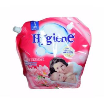Nước Xả Hygiene đậm đặc 1800ml (Hồng)
