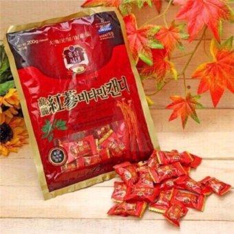 Combo 2 túi Kẹo Hồng Sâm Vitamin Hàn Quốc