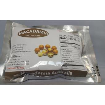 Bộ 4 gói Hạt mắc ca Macadamia nứt vỏ 500g (nhập Úc)