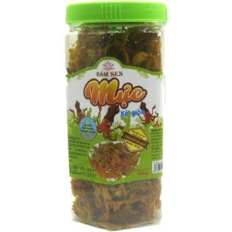 Mực xé giòn ăn liền đặc sản Phan Thiết 100g