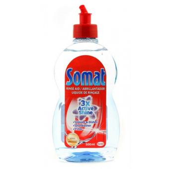 Dung dịch làm bóng Somat 500ml dùng cho máy rửa bát