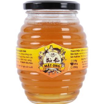 Mật ong hoa cà phê Bảo Hân 500g (Vàng)