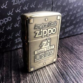 Bật lửa Zippo AMERICAN CLASSIC