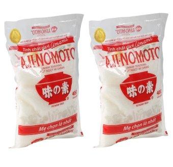 Bộ 2 Bột ngọt Ajinomoto 400g