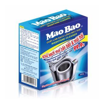 Chất làm sạch lồng máy giặt Mao Bao 300g