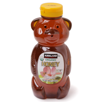 Mật Ong Kirkland Honey Bear 680g