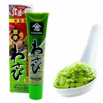Wasabi - Mù Tạt Xanh Nhật Bản Tuýp 45g
