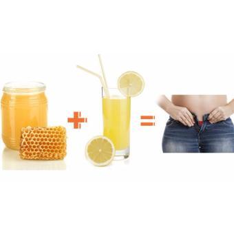 Mật ong nguyên chất giảm cân - Hũ 300g