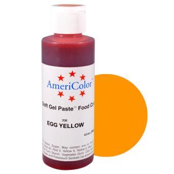 Màu thực phẩm AmeriColor vàng trứng 0.75oz