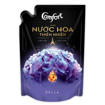 Nước xả vải hương nước hoa Comfort Bella 1.6L (Dạng túi)