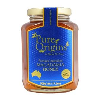 Mật ong Pure Origins Maccadamia 500g