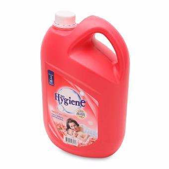 Nước xả vải Hygiene chai 3500 ml (Đỏ)