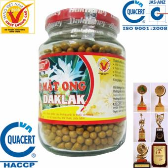 Nghệ vàng mật ong nguyên chất DakHoney 120gr F190